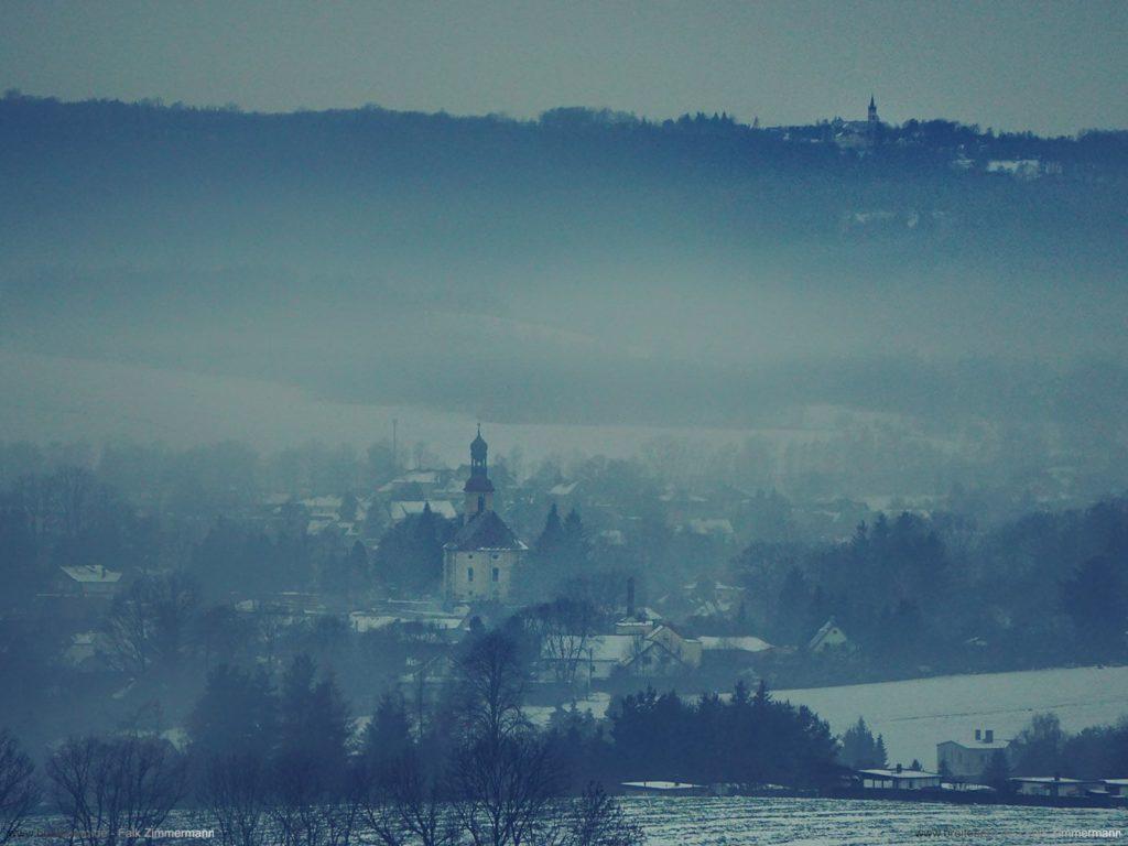 Großschönau im Winter