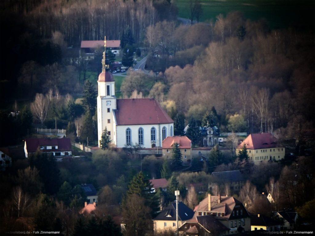 Kirche Hainewalde