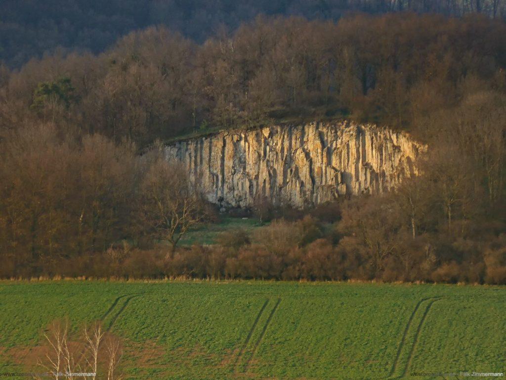 Steinbruch in Hainewalde